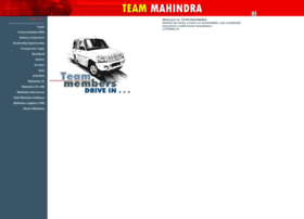 teammahindra.com