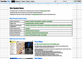 teammaps.com
