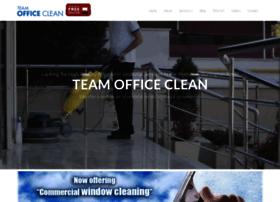 teamofficeclean.com