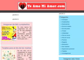 teamomiamor.com
