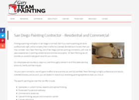 teampaintingsandiego.com