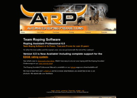 teamroping.net