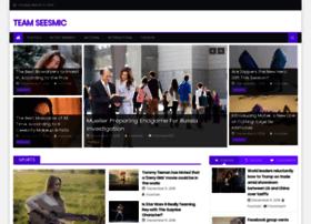 teamseesmic.com