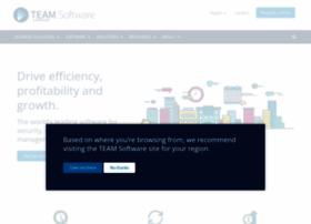 teamsoftware.com