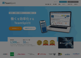 teamspirit.co.jp