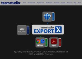 teamstudio.com