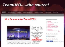 teamufo.org