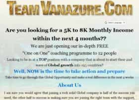 teamvanazure.com