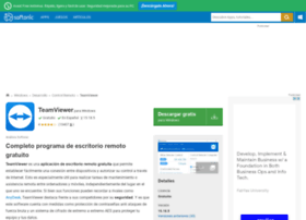 teamviewer.softonic.com