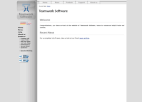 teamwork-software.de