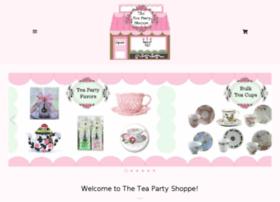 teapartyshoppe.com