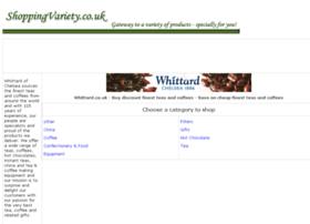 teas-coffees.shoppingvariety.co.uk