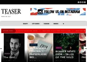 teaser-magazine.com