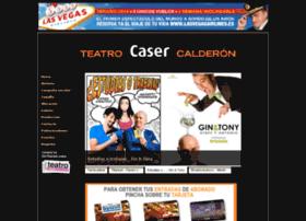 teatrocalderon.com