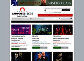 teatrocampos.com