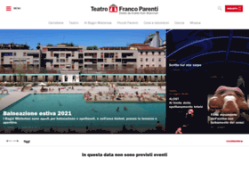 teatrofrancoparenti.it