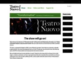 teatronuovo.org