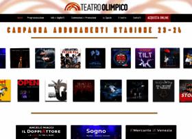 teatroolimpico.it