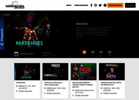 teatrovallarta.com