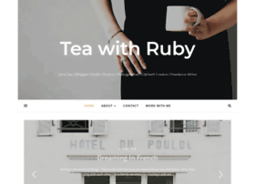 teawithruby.co.uk