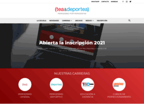 teaydeportea.edu.ar