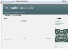 teayudofacebook.blogspot.com