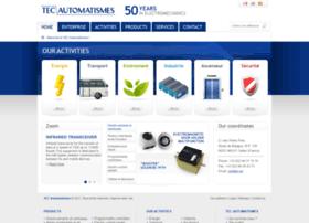 tec-automatismes.com