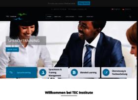 tec-institute.com