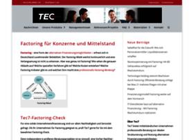 tec7-factoring.de