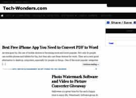 tech-wonders.blogspot.com