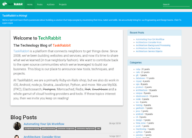 tech.taskrabbit.com