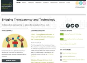 tech.transparency-initiative.org