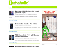 Techaholic.ca