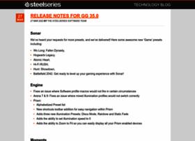 techblog.steelseries.com