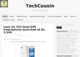 techcousin.com
