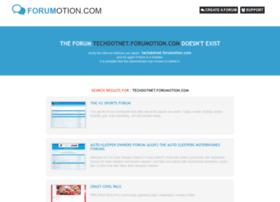 techdotnet.forumotion.com