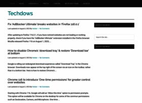techdows.com