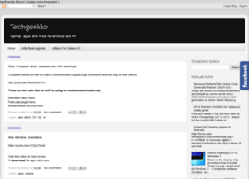 techgeekko.blogspot.in