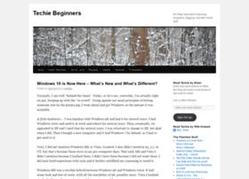 techiebeginners.wordpress.com