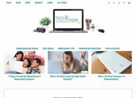 techiehomeschoolmomaffiliates.com