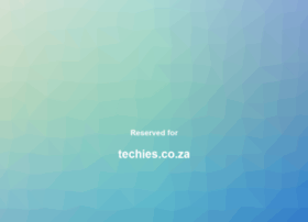 techies.co.za