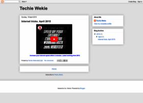 techiewekie.blogspot.in