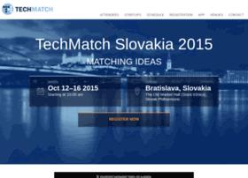 techmatchslovakia.com
