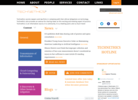technethics.com