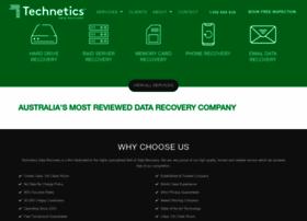 techneticsdata.com.au