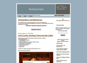 technicalbliss.blogspot.com