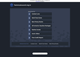 technicalcouncil.org.in