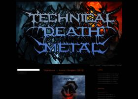 technicaldeathmetal.org