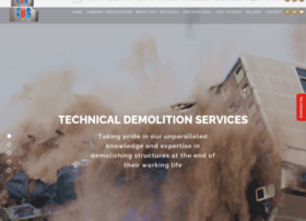 technicaldemolitionservices.com