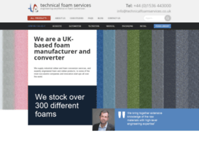 technicalfoamservices.co.uk